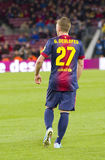 Gerard Deulofeu of FC Barcelona Stock Photos