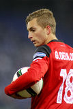 Gerard Deulofeu of Sevilla FC Stock Photos