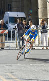 Gerard Helene, France. UCI road world championshi Royalty Free Stock Image
