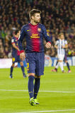 Gerard Pique Royalty Free Stock Images
