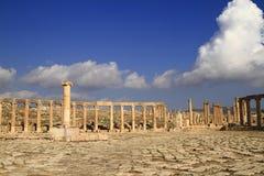 Gerasa Stock Image