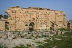 Gerasa, Jerash, Jordan Stock Image