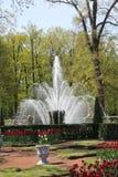 Gerbe de fontaine Photos stock