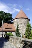 Gerber Bastion of Bautzen in Germany Royalty Free Stock Photos