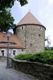 Gerber Bastion of Bautzen in Germany Royalty Free Stock Photos