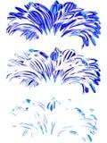 Gerber. Vector illustration. Beautiful flower design Royalty Free Stock Image