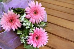 Gerbera bouquet Royalty Free Stock Image