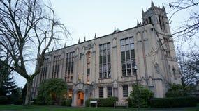 Gerberding Hall à l'université de Washington Photos stock