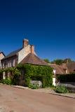 Gerberoy - Houses Royalty Free Stock Photo