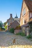Gerberoy wioska France 2 Zdjęcia Royalty Free