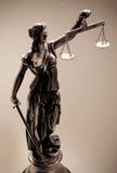 Gerechtigkeit Stockfotos