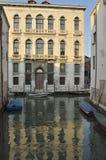 Gerechtsgebouw in Venetië Stock Afbeeldingen