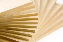 Gerecycleerd hout Stock Fotografie