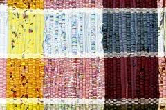 Gerecycleerd linnen Royalty-vrije Stock Afbeeldingen