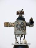 Gerecycleerde Robot Stock Foto