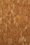 Gerecycleerde samengeperste houten spaanplaat royalty-vrije stock afbeelding