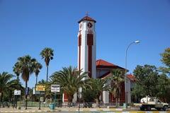 Gereformeerde Kerk. Gobabis Royalty Free Stock Photo