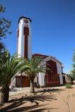 Gereformeerde Kerk. Gobabis Stock Photo