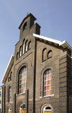 Gereformeerde Westerkerk church in Utrecht. Netherlands Royalty Free Stock Images