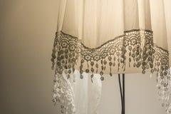 Geregen moderne lamp Royalty-vrije Stock Afbeelding