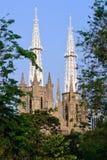 Gereja Katedral Dżakarta Obraz Royalty Free
