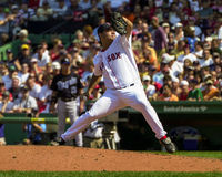 Geremi Gonzalez, Boston Red Sox pitcher Stock Photography