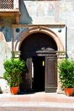 Trento trentino alto adige italy. Geremia Palace Trento trentino alto adige Italy stock photo