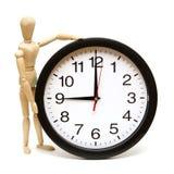 Gerencia de tiempo fotografía de archivo