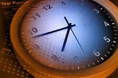 Gerencia de tiempo Imágenes de archivo libres de regalías
