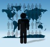 Gerente global Fotos de Stock