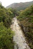 Geres National Park. Rio Homem at Geres National Park, in northern Portugal Royalty Free Stock Photo