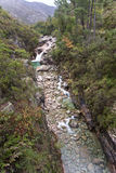 Geres National Park. Rio Homem at Geres National Park, in northern Portugal Royalty Free Stock Image