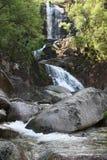 Geres waterfall Royalty Free Stock Photo