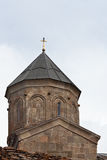 Gergeti Trinity Church Stock Photography