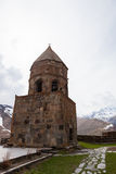 Gergeti Trinity Church Stock Images