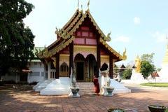 Gergo del tempio Fotografia Stock Libera da Diritti