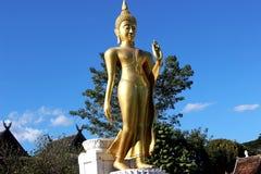 Gergo di Wat Immagine Stock Libera da Diritti