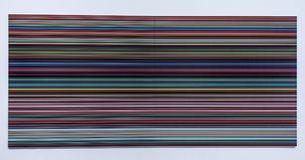 Gerhard Richter, geboren 1932, Deutschland Lizenzfreies Stockfoto