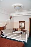 Geriatrisch en verpleeghuis Stock Fotografie