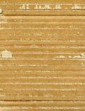 Geribbeld karton royalty-vrije stock fotografie
