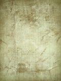 Geribbeld perkament en gebarsten pleister royalty-vrije stock fotografie