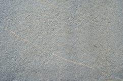 Geribbelde grijze muur Royalty-vrije Stock Foto