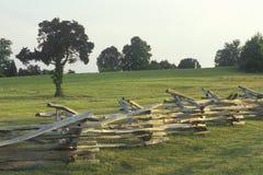 Gericht-historischer Nationalpark Stockbilder