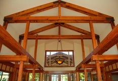 Gericht Plafond stock afbeelding