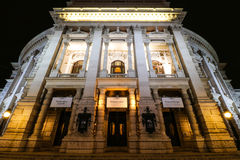 Gerichts-Theater Wien Stockfoto