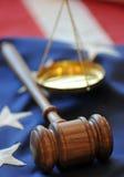 Gerichtszweig Lizenzfreie Stockfotos