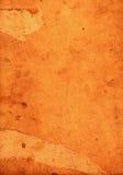 Geriebenes Papier Stockbilder