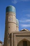 Geringes madrassah Chor in Bukhara lizenzfreie stockbilder