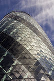 The Gerkin/St Marys Axe closeup Royalty Free Stock Images