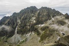 Gerlach Peak Fotografía de archivo